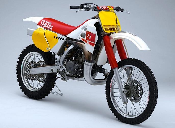 Le Moto Cross Vintage